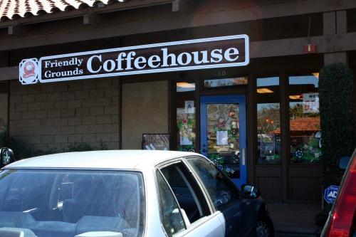 Friendly GroundsCoffeehouse