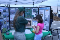 Mission Trails Regional Park Booth