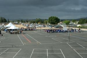 Santee Schools Groundbreaking at Cajon Park School