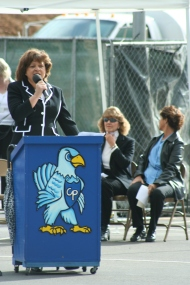 Dr. Lisbeth Johnson, Santee School District Superintendent