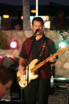 Harley (Steve Loftis) - Bass and Vocals