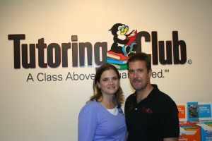 Rachel and Robert Folsom - Owners of Tutoring Club in Santee