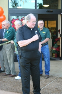 Father Joe Carroll