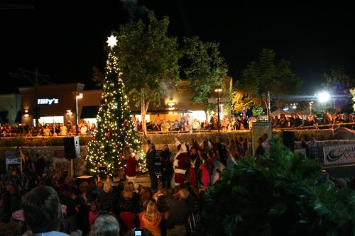 Holiday Lighting Celebration
