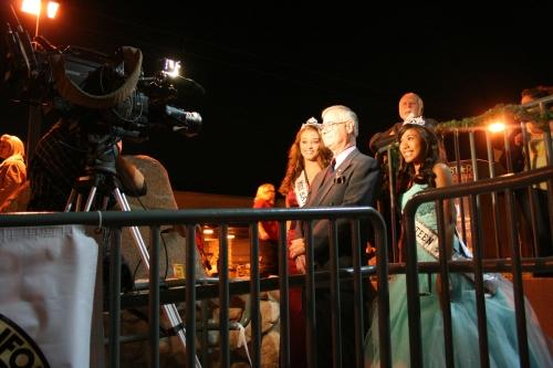 KUSI Interviews Mayor Voepel