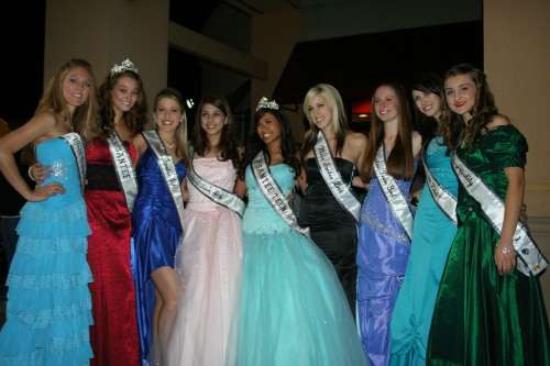 Miss Santee Princesses