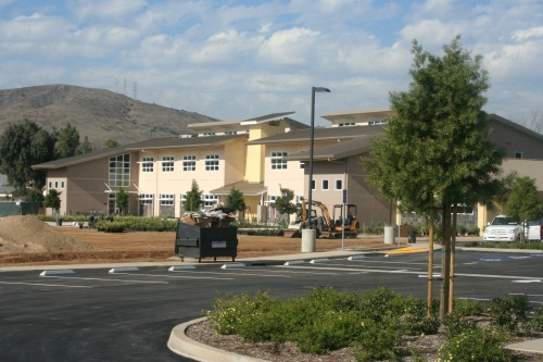 Cajon Park - New Building