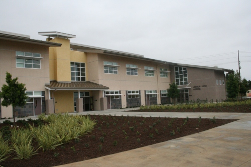 Cajon Park School - New Building
