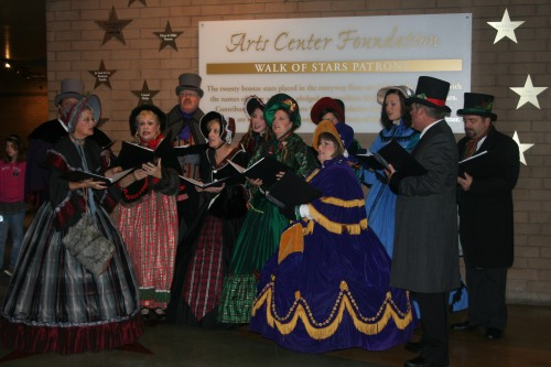 Traditions Carolers