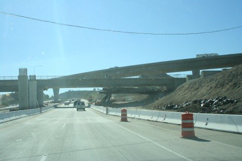 Removing Supports at SR-125