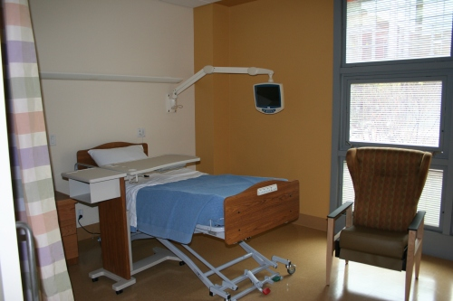 Typical Patient Room