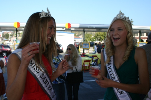 Miss Santee & Miss Santee Teen