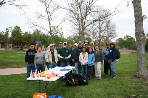 RiverBlitz Volunteers