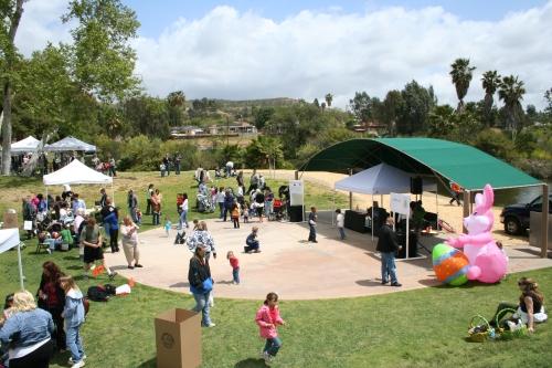 Amphitheater Activities
