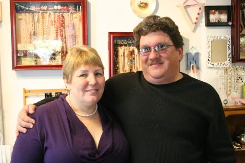 Pamela and John