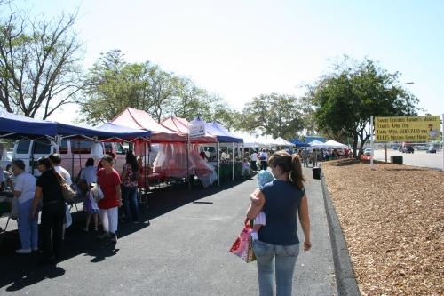 Market Booths