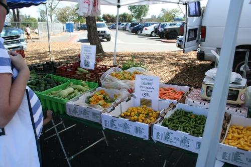 Valdivia Farms Vegetables