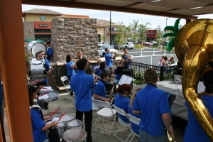 West Hills High School Pep Band
