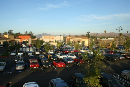 Marketplace at Santee - November 2008