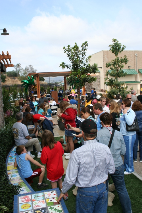 Marketplace at Santee Opening Ceremony