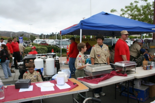 Boy Scouts Pancake Breakfast