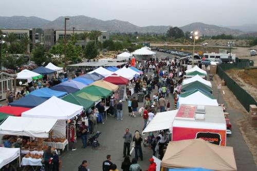 Santee Street Fair - Evening