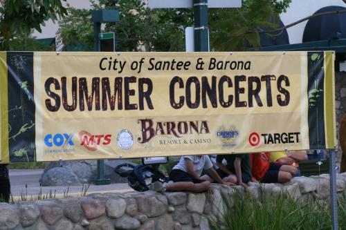 Summer Concert Sponsors