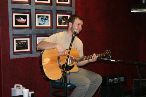 Open Mic Night 1