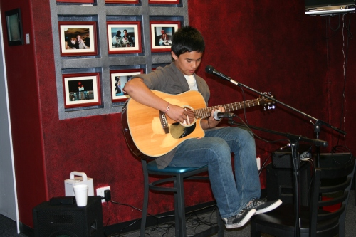 Open Mic Night 4