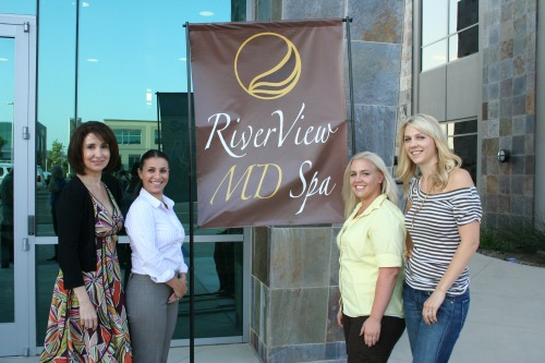 RiverView MD Spa Team