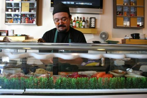 Sushi Itamae