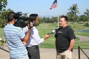 Thomas Hootman on Fox 5 News