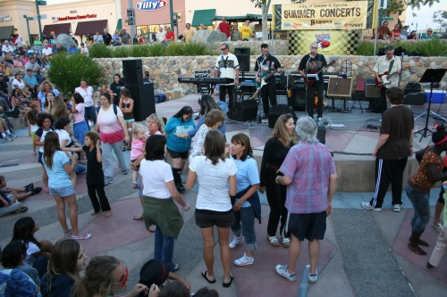 The Cat-illacs at Santee Trolley Center