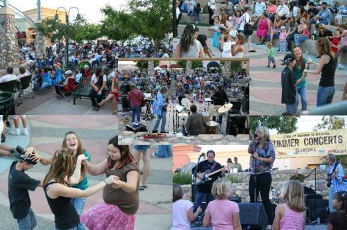 Summer Concert - Lindsay Spurlock