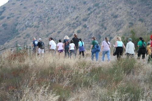 Twilight Walk at Mission Trails Regional Park