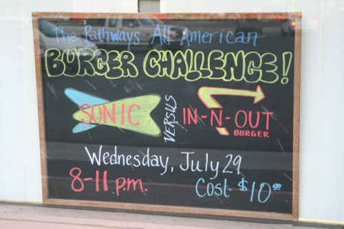 All-American Burger Challenge