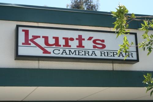Kurt's Camera Repair