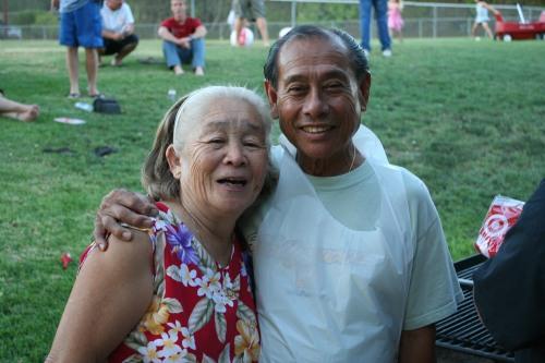 Anita & Andy Bautista