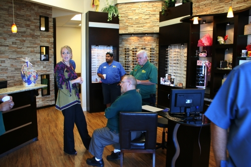 Santee Family Optometry - Interior