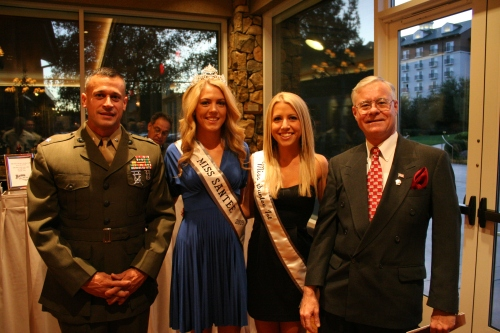 Commander, Sierra Billock, Kimberly Swank, Randy Voepel