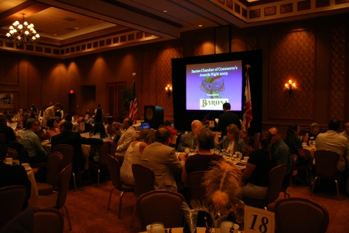 Santee Chamber of Commerce Awards Night 2009