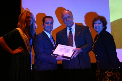 Ron Durrett - Rotarian of the Year