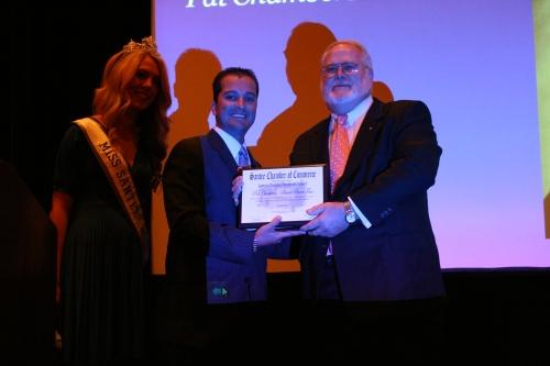 Pat Chambers - Chamber President's Award