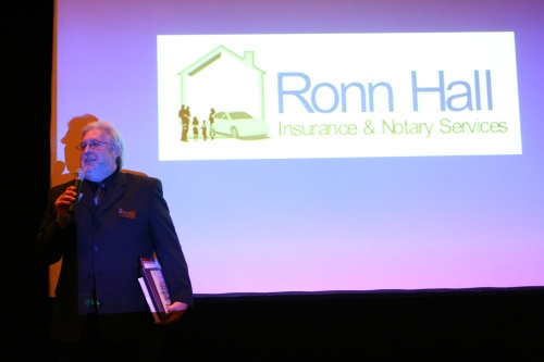 Ronn Hall Insurance & Notary - Small Business of the Year