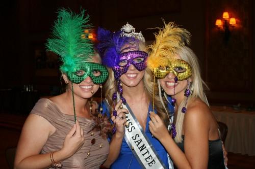 Masquerade Ladies
