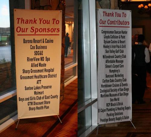 Sponsors & Contributors