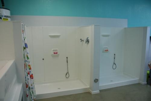 Bathing Facilities