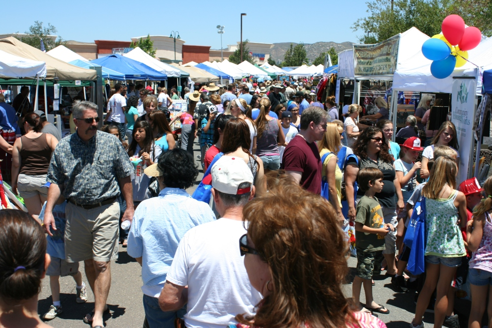 Third Annual Santee Street Fair on Saturday, May 28 (1/2)