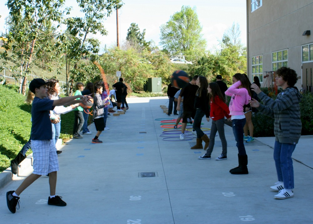 About The Santee Teen Center 14